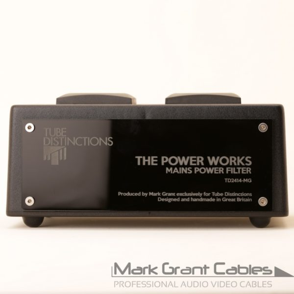 Tube Distinctions Mains power filter
