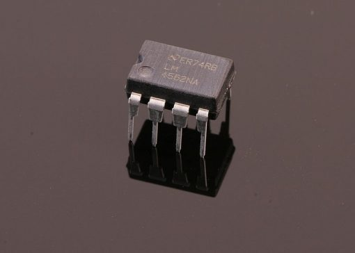 LM4562 - National Semiconductor - LM4562NA