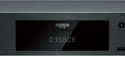 Oppo UDP-203 4K Blu-Ray player