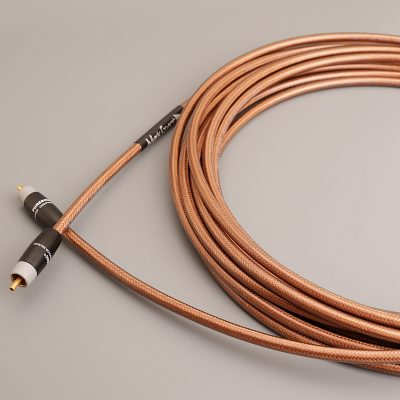 Mark Grant HDX1 Pure Copper Subwoofer cable
