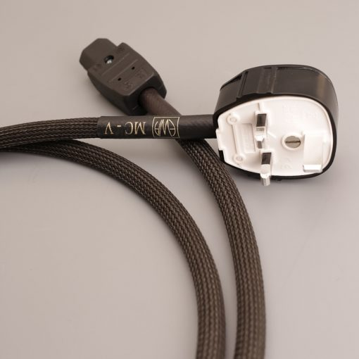 Elsdon Wonfor Audio - MC-V Power Cable - Silver plated connectors