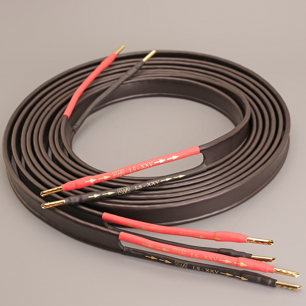 Elsdon Wonfor Audio Ls 25 Speaker Cables Mark Grant Cable Wiring