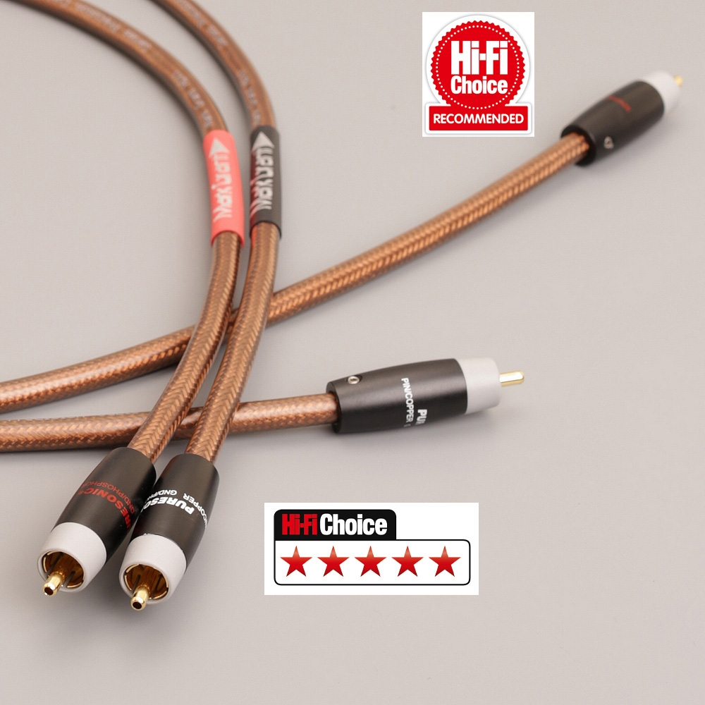 Mark Grant Hdx1 Pure Copper Audio Cables Stereo Pair Wiring Accessories
