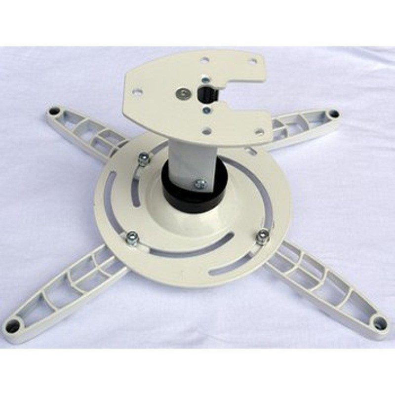 Projector Ceiling Mount for JVC - Standard drop - White finish